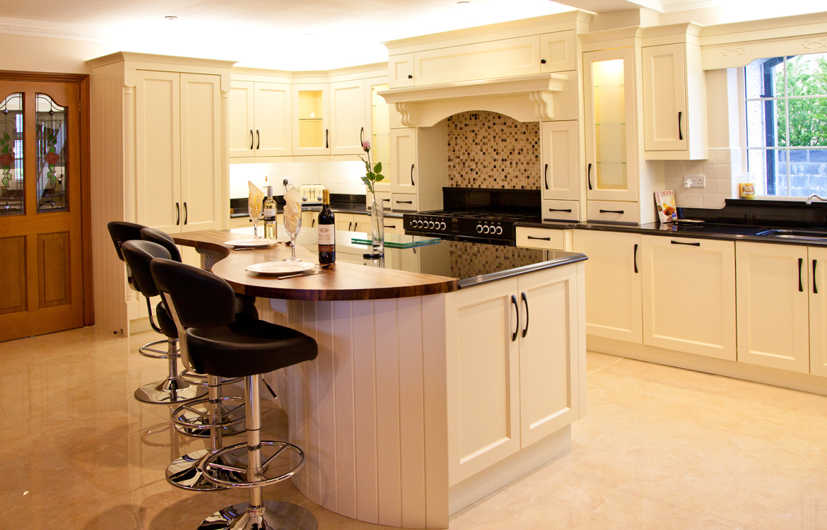 hand crafted kitchens bespoke
